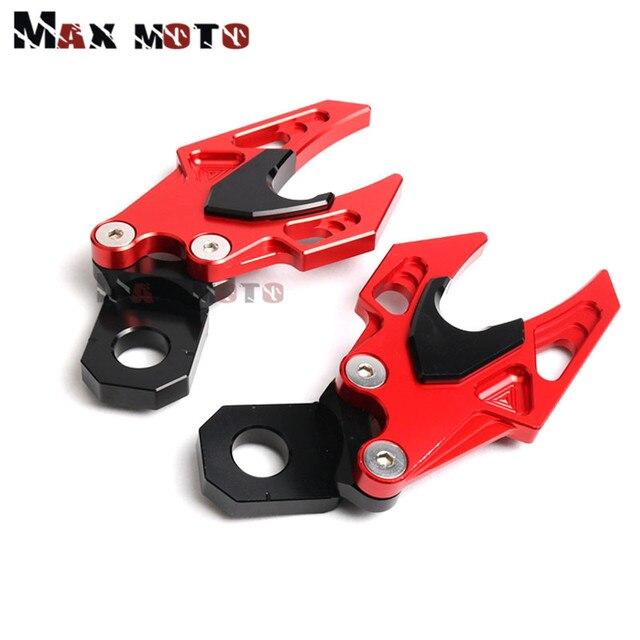 Aluminum Rear Wheel Axel Protection 4