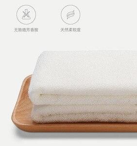 Image 2 - Youpin ZSH ręcznik z prosa ręcznik z serii Air ręcznik do mycia dla dorosłych bawełna domowe miękkie i łatwe do wysuszenia ręczniki