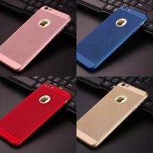 Luxo ultra fino oco aberturas buraco dissipação de calor caso telefone duro para apple iphone x xs xr max 8 7 6 s mais capa coque