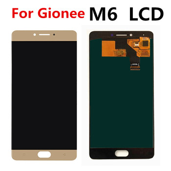 100% Tested working For Gionee M6 LCD Display Touch Screen Digitizer Assembly Replacement for Gionee M6 GN8003L LCD 5.5 inch