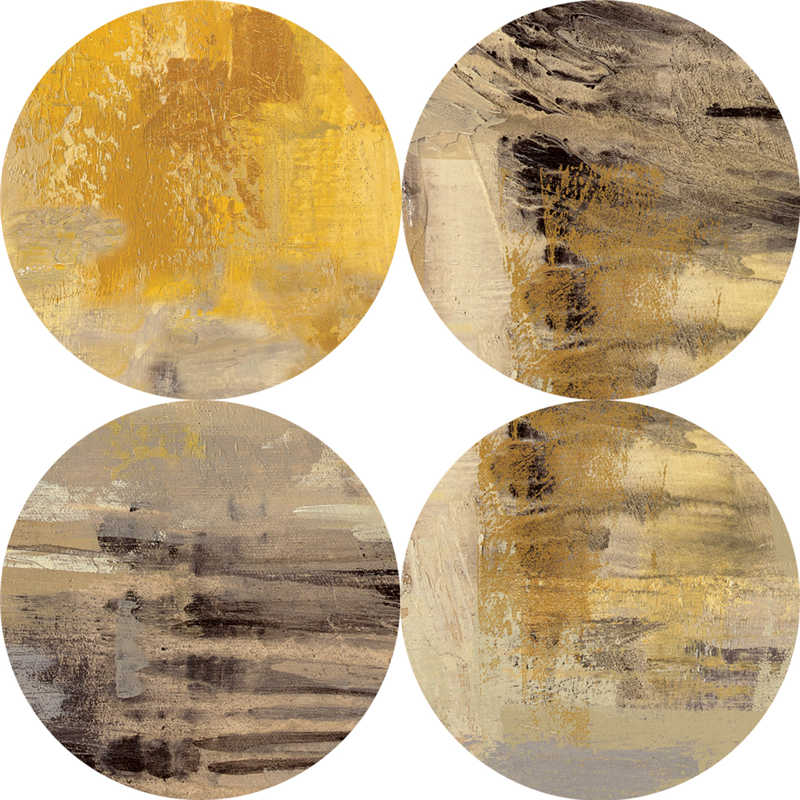 Abstract Wall Art Canvas Prints Yellow Color Wall Graffiti Art Paintings On The Wall Modern Wall Posters For Bed Room Cuadros