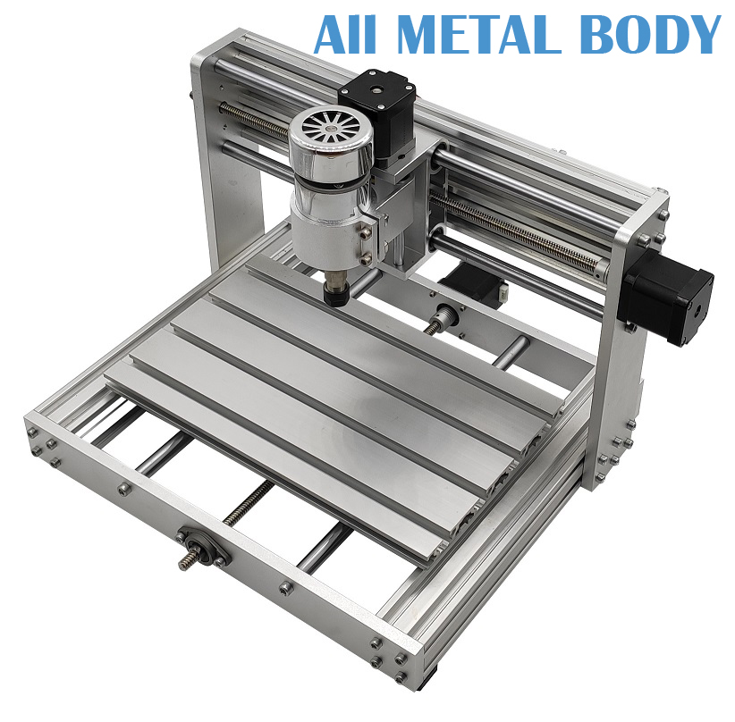 Image 3 - CNC 3018pro MAX GRBL control 300w CNC machine,3 Axis pcb Milling machine,DIY Wood Router support laser engraving-in Wood Routers from Tools