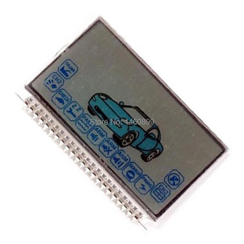 10 PCS/lot A6 LCD Display Metal Pin For 2 Way Car Alarm System Starline A6 KGB FX3 FX 3 FX-3 Remote Control Key Keychain 10PCS