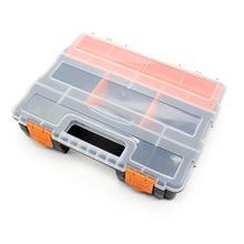 Большой набор инструментов для дома техник электрик ящик многофункциональный