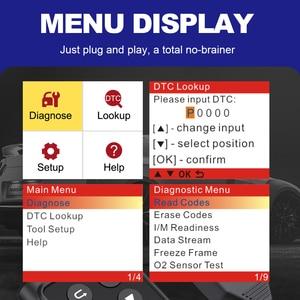 Image 5 - THINKOBD 20 Scanner de voiture, outil de Diagnostic automatique, lecteur de Code, voyant de vérification du moteur, recherche DTC, flux de données en direct, durée de vie gratuite
