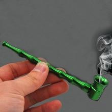 Metal Smoking Pipe Tobacco Pipas Accessories Delicate Portable Creative Pipes  Detachable Cigarette Hot