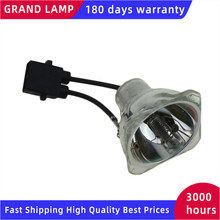 Compatible projector lamp bulb NP02LP for NEC NP40 NP40+ NP40G NP50 NP50+ NP50G without housing 180 days warranty HAPPYBATE