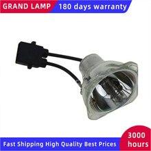 متوافق العارض المصباح الكهربي NP02LP ل NEC NP40 NP40 + NP40G NP50 NP50 + NP50G دون السكن 180 أيام الضمان HAPPYBATE