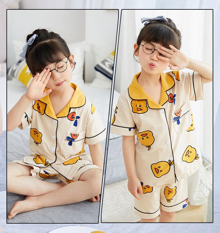 Bebê meninos meninas sleepwear macio moda crianças