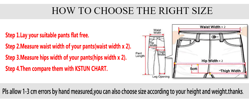 KSTUN Dark Blue Jeans Men Stretch Slim Fit Spring and Autumn Denim Pants Casual Fashion Pants Men's