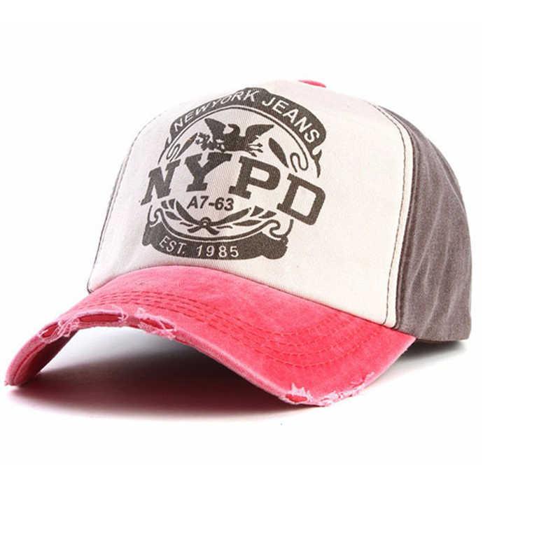 Toptan marka kap beyzbol şapkası donatılmış şapka rahat kap 5 panel hip hop snapback şapka yıkama kap erkekler kadınlar için unisex