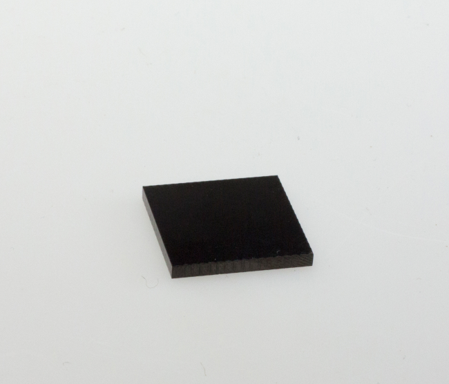Glassy Carbon Electrode Square Glass Carbon Sheet