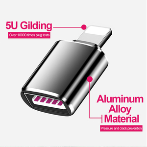 Image 4 - Đầu Đọc Thẻ OTG Đến Camera Adapter 3.0 Dùng Cho Cáp Lightning USB Chuyển Đổi Piano Điện Midi Bàn Phím Cho Iphone 7 8 IOS 13 iPad