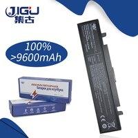 JIGU Горячее предложение, Новая батарея для ноутбука 9 ячеек для SAMSUNG NP-R519 R530 R522 R519 AA-PB9NC6B R520 R470 R428 Q320 R478 батарея, черный