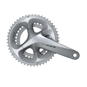 Image 2 - shimano 105 R7000 Silver Groupset R7000 Derailleurs ROAD Bicycle 2x11 speed 50 34 52 36 53 39T 170 172.5MM 12 25,11 28/30/32/34T