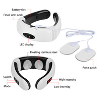 Electric Neck Cervical Magnetic Physiotherapy Massager