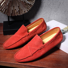 WEH loafers for men big sizes 48 male genuine leather shoes