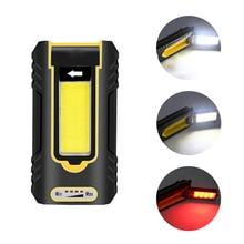 цена на High Power Super Bright LED Searchlight Outdoor Handheld Portable Spotlight USB Long Shots Lamp Lantern Rechargeable Flashlight