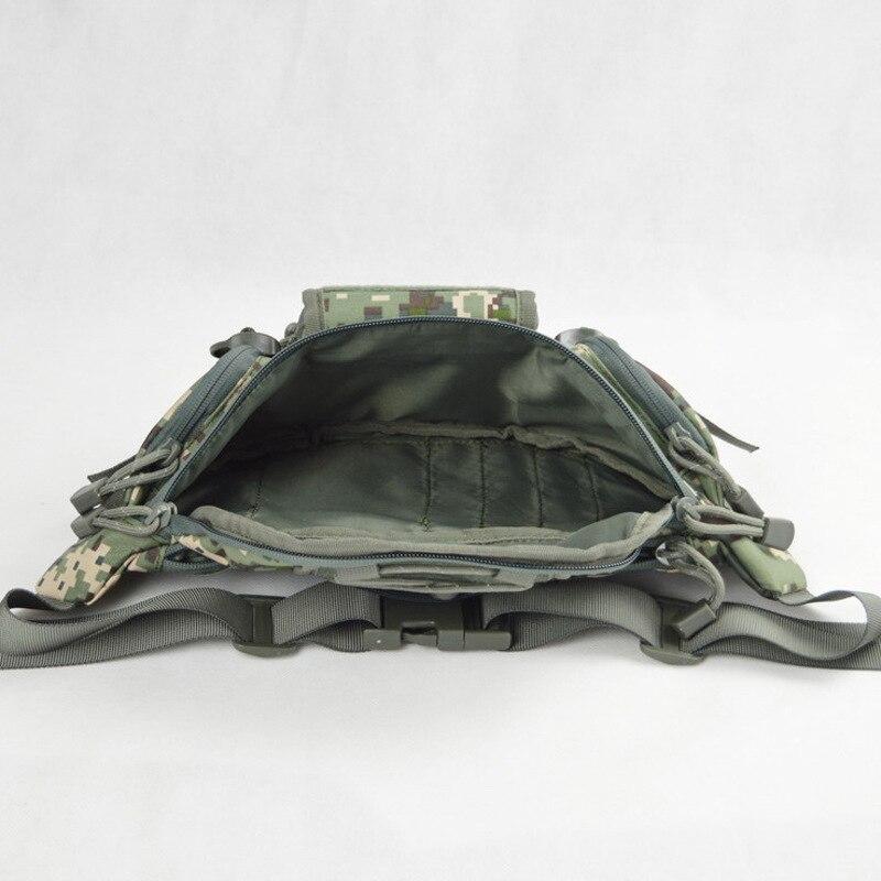Sac de sport sac de taille accessoires personnalisable escalade course en plein air Camouflage armée Fans sac étanche