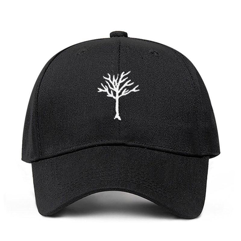 2019 New Xxxtentacion Dreadlocks Dad Hat Casual Hip Hop Snapback Hats Women Men 100%cotton Baseball Cap Outdoor Golf Caps Dropshipping