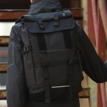 2020 New Multifunction Men Backpack USB Charging 40L Large Capacity Out Door For Male Black Travel Backpacks Fashion School Bags