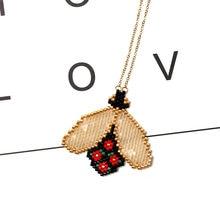Женское Ожерелье из золотых цепей fairywoo punk bee ожерелье