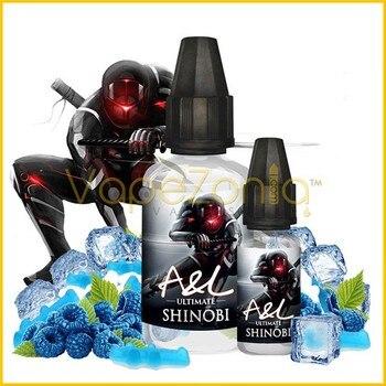 Aromes et Liquides A&L Ultimate SHINOBI 30 ml SWEET EDITION vape shop