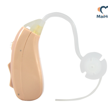 MaiHear Bluetooth Cheap Rechargeable Hot Sales Mini Device Digital Hearing Aids BTE Elderly Ear Care Sound Amplifier