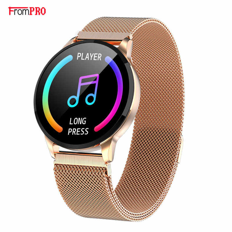 Y16 smart watch waterproof fitness tracker watch heart rate monitor sphygmomanometer smartwatch sports fitness bracelet female