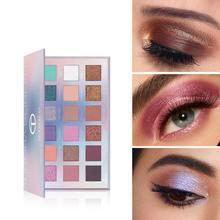 O.TWO.O 18-color Aurora Borealis Eyeshadow Pearlescent Matte