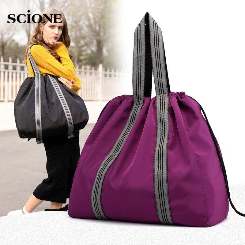 Sports Yoga Gym Bag Women Fitness Backpack Handbag For Men 2019 Patchwork Drawstring  Tas Sac De Sporttas Gymtas Outdoor XA915WA