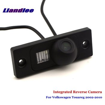 Integrated Special Reverse Camera For Volkswagen Touareg 2002-2010 Car GPS Navigation Camera HD SONY CCD CHIP System Accessories image