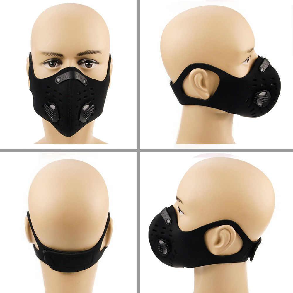 masque anti poussiere neoprene