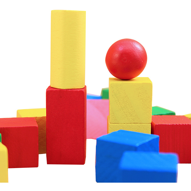Geometry Stereo Graphics Teaching Building Blocks Young STUDENT'S Geometry Set Mathematics Teaching Aids Square Cube