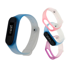 Mi Band 4 Strap Silicone Original Bracelet for Xiaomi Mi Band 4 Smart Wristband Miband 4 3 Sports Accessories Miband 3 Bracelet original xiaomi mi band 2 miband 3 mi band 3 wristband bracelet smart heart rate monitor fitness tracker touchpad oled strap