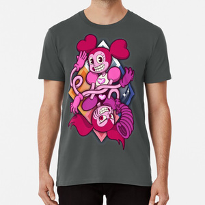 Your new best friend - reverse T Shirt stevenuniversethemovie steven universe movie steven universe spinel loving care carton(China)