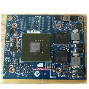 K610M 1GB K 610M N15M-Q2-B-A1 Видеокарта VGA для HP ZBook 15 17 графическая карта 100% тест