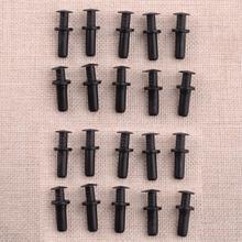 CITALL A0009915940 0009915940 20 Sets Multi Purpose Rivet Fit for Mercedes Benz W207 W211 E63 SLK250 6mm Hole
