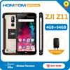 "HOMTOM מכירה Z11 נייד טלפון IP68 5.99 ""MTK6750T אוקטה core sim הכפול 10000mAh אנדרואיד 8.1 פנים נעילה 4GB זיכרון RAM 64GB ROM Smartphone"