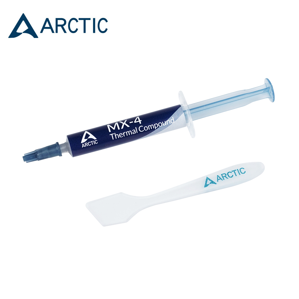 ARCTIC Fresh MX-4 4g  ProcessorCPU GPU Thermal Grease 8 5w  mk  Conductive Heatsink Plaster Seller Recommend
