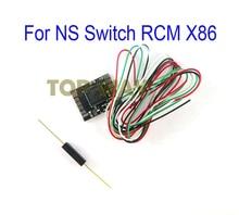Dla RCMX86 Auto RCM ładunek wsparcie SX OS dla przełącznik ns czarna wersja