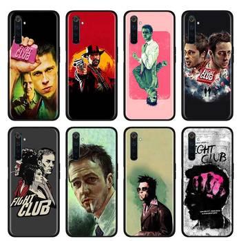 Перейти на Алиэкспресс и купить Чехол для телефона Realme X50 Pro, тонкий чехол для телефона Realme X50 Pro, X2, X2Pro, XT, C3, 5i, 6i, 6, 5 Pro, Narzo, 10, 10A, с осенней крышкой