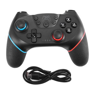 Wireless Game Controller For Switch Pro Bluetooth Gamepad Joypad Console Controller For NS Compatible With The Switch Host