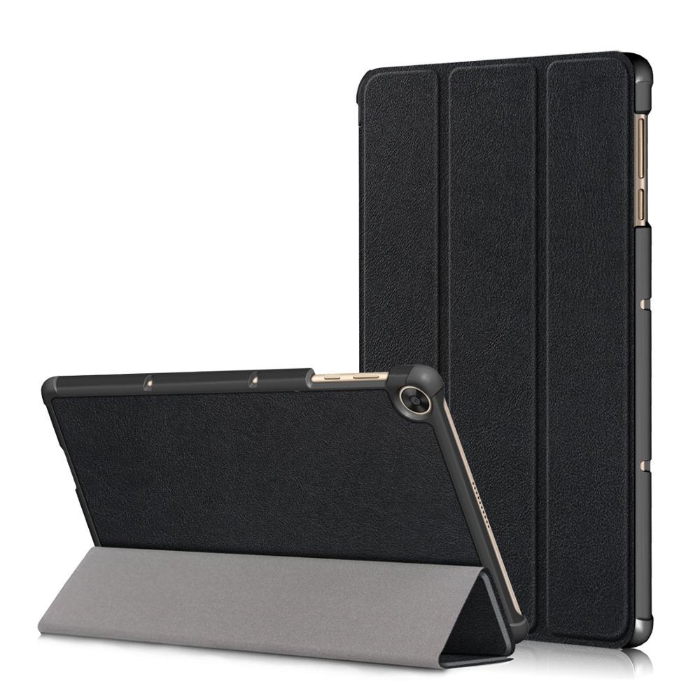 Чехол для Huawei MatePad T10s, тонкий защитный чехол-подставка из искусственной кожи для Huawei MatePad T10