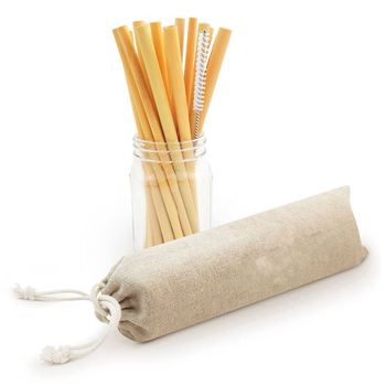 Reusable Bamboo Drinking Straws Reusable straw Strong and Durable Cocktail straws biodegradable straws Eco Friendly Straws BPA f 1