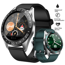 LIGE New Sports Watch Men Fitness Tracker Heart Ra