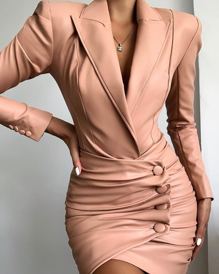 Luxury <font><b>Runway</b></font> Catwalk Winter Fashion <font><b>Sexy</b></font> Long Sleeve Women <font><b>Dress</b></font> <font><b>2019</b></font> Designer Fashion Night <font><b>Club</b></font> Party <font><b>Dress</b></font> Vestido image