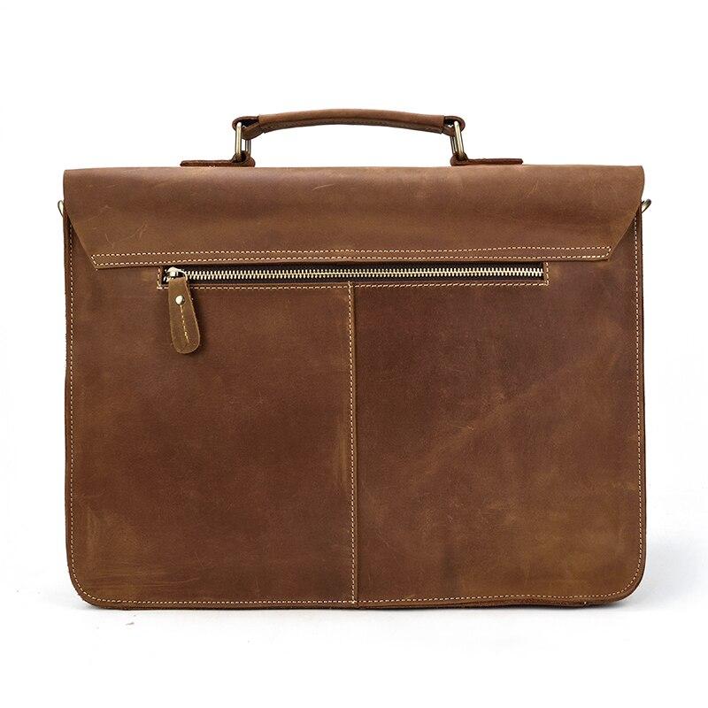 Hd8b4d4ed20144acabdedb8e57aa60d0dz MAHEU Luxury Fashion 100% Genuine Leather Men Briefcase Cow Leather Laptop Bag Vintage Shoulder Bag Real Cowhide Computer Bag