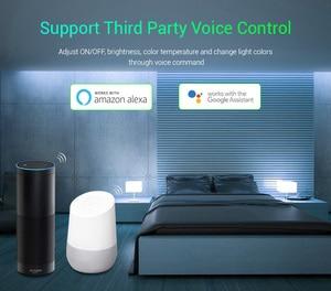Image 4 - Miboxer wl5 2.4g 5 em 1 wifi led controlador para a única cor cct rgb rgbw rgb + cct led strip suporte amazon alexa controle de voz