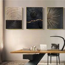 Abstract Poster Home Decor Picture Nordic Retro Canvas Painting Wall Art Luxury Minimalist Art Poster and Print for Living Room wall art canvas painting classical famous abstract picture home decor nordic print black white poster painting for living room